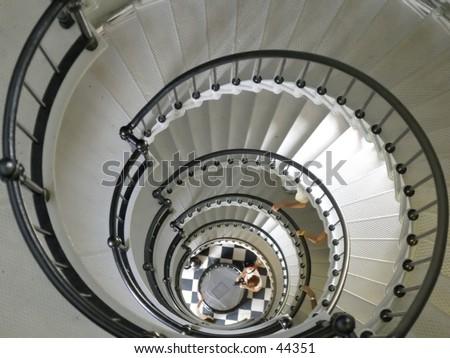 Light House stair case
