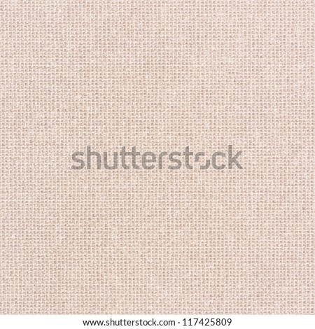 light natural linen texture for background. - stock photo