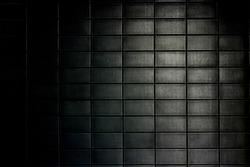 light of dark wall