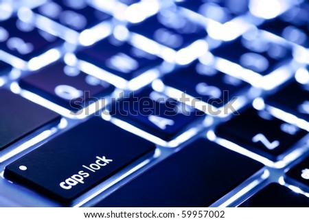 Light of Keyboard