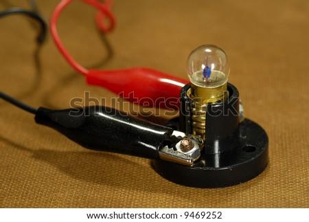 *avoiding* future stuck light-bulbs? Lubricant-spray, maybe