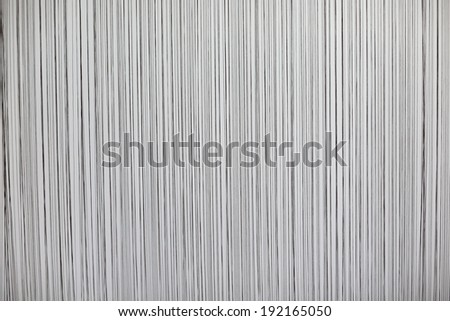 Light thread fabric background