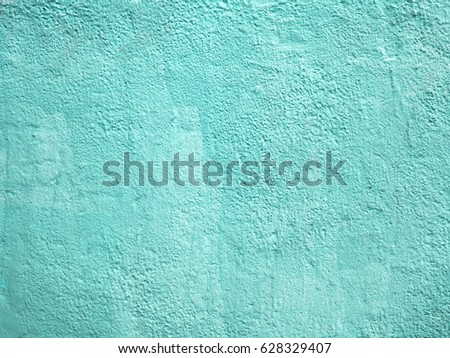 Light turquoise wall texture for background #628329407