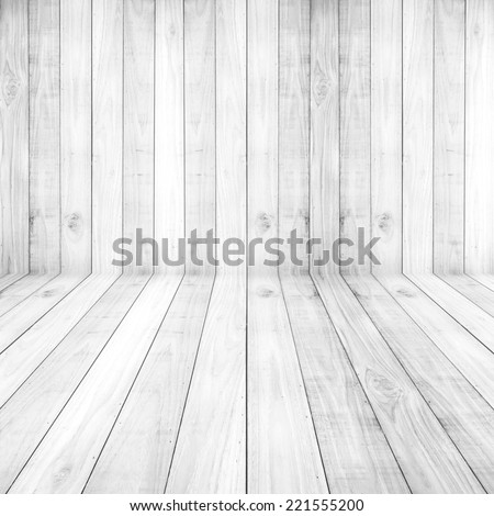 Light white floors wood planks texture background wallpaper Stand for product showcase