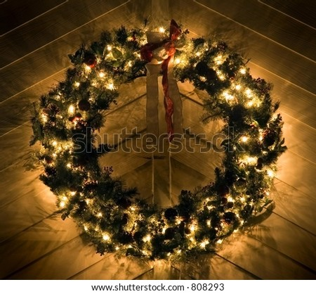 outdoor christmas wreaths with lights christmas wreaths with lights. Black Bedroom Furniture Sets. Home Design Ideas