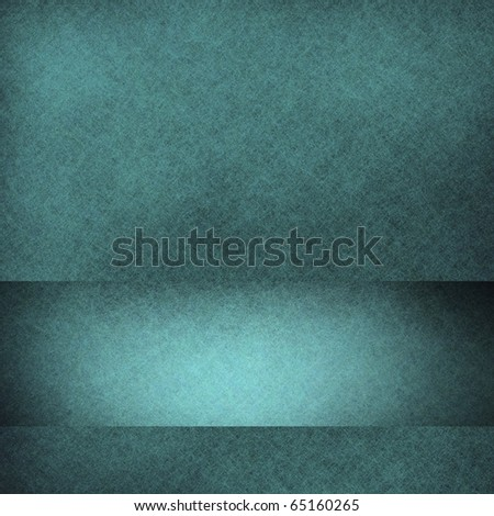lighted title strip on blue background with copy space for graphic art layout design