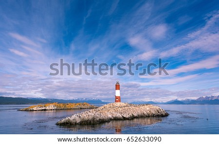 Shutterstock Lighthouse alone at sea