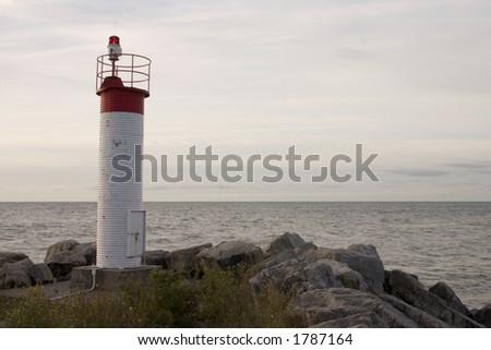 lighthouse at bluffs park