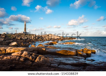 Shutterstock Lighthouse in Cabo Polonio, Rocha, Uruguay