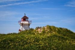 Lighthouse in Prince Edward Island