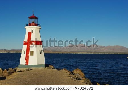 Lighthouse, Lake Havasu, Arizona