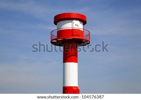 Lighthouse of Eckernfarde, Schleswig-Holstein, Germany