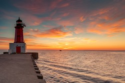 LightHouse on Green Bay WI