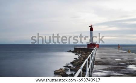 Lighthouse On