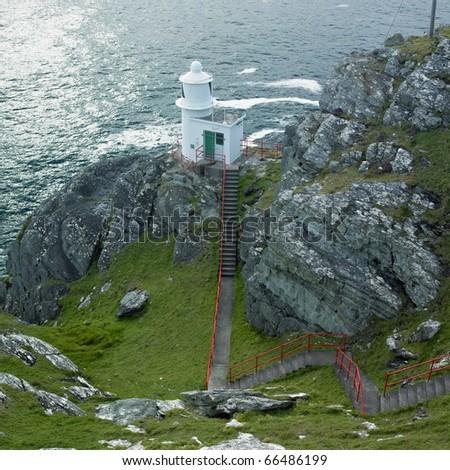 lighthouse, Sheep's Head Peninsula, County Cork, Ireland