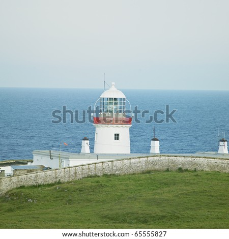 lighthouse, St. John's Point, County Donegal, Ireland