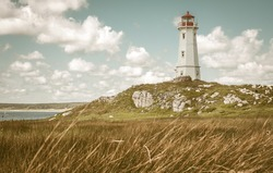 Lighthouses, East coast Canada, Nova scotia, PEI