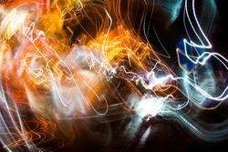 lighting abstract
