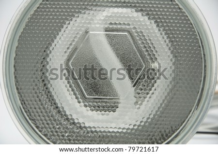 lighting dome background