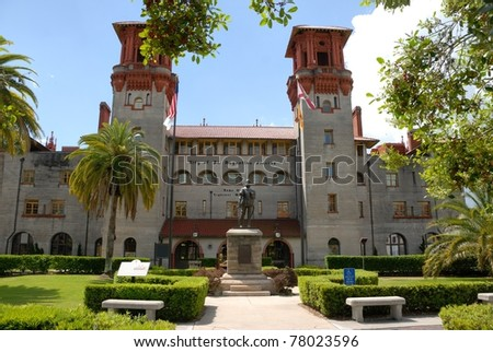 Lightner Museum historic St. Augustine Florida usa