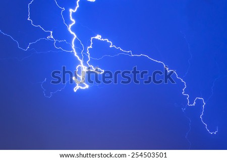Lightning electricity sky night thunderstorm weather storm