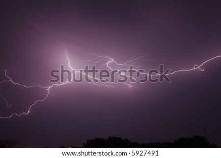 lightning, weather, thunder, storm, raining, tornado, electricity