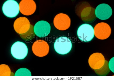 lights and dots