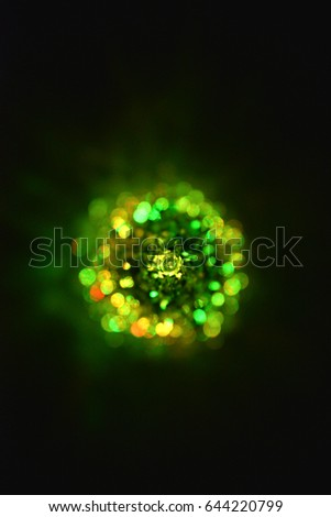 Lights blurred / Lights #644220799