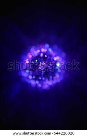 Lights blurred / Lights #644220820