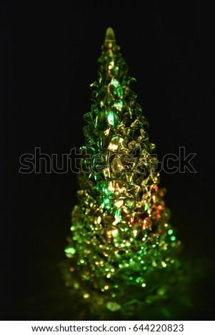 Lights blurred / Lights #644220823