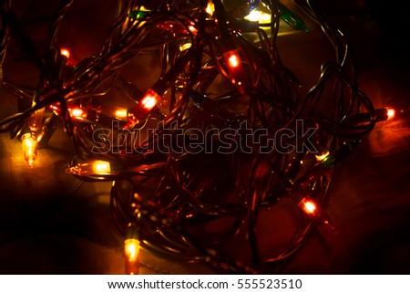 Of rhidolzacom indoor indoor garland christmas lights christmas