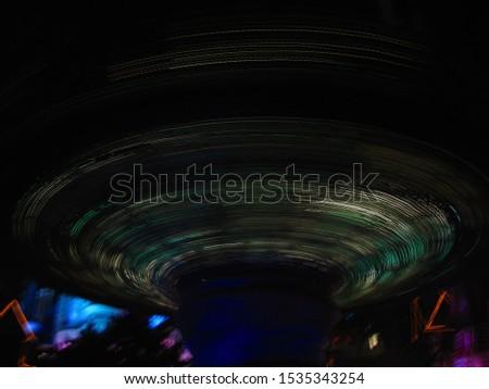 Lights going round and round #1535343254