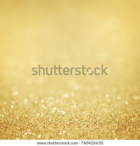 lights on gold background....
