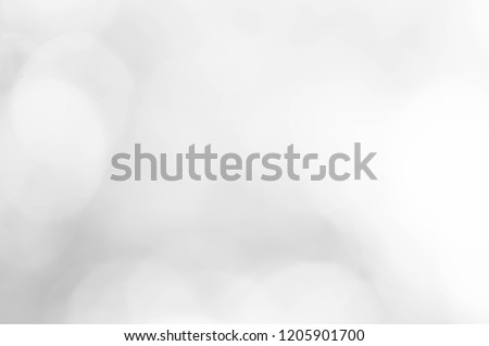 Lights on gray background