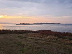Lihou Island Sunset, Guernsey Channel Islands