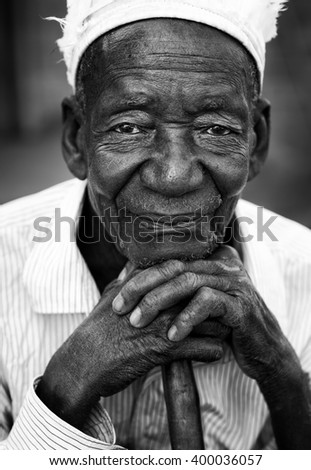 e9f2c6d58bf Royalty-free Old Caucasian man with wrinkled…  545053165 Stock Photo ...