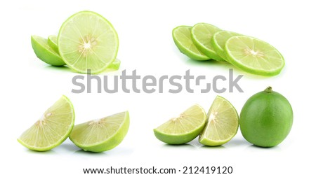 lime fruit set #212419120