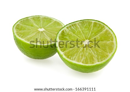lime on a white background #166391111