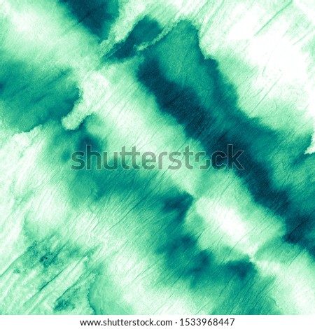 Lime Painting Decorating .Watercolor Painting Art. Craft Abstract Background. Aquamarine Marble Surface Effect. Modern Watercolour Fabrics. Tie Dye Grunge Wash. Hippie Drawn Poster.