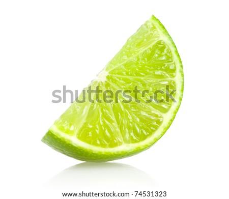 lime slice #74531323