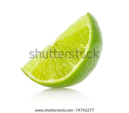 lime slice #74742277