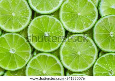 Lime slices background #341830076