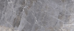 Limestone Marble Texture Background, Natural Polished Italian Gray Marble Stone Texture For Interior Abstract Home Decoration Used Ceramic Wall Floor And Granite Tiles Surface