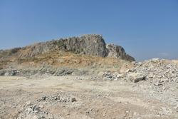 Limestone Mining.