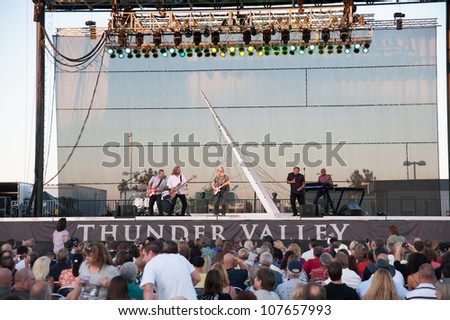 LINCOLN, CA - JULY 13: Steve Miller performs at Thunder Valley Casino Resort in Lincoln, California on July 13, 2012