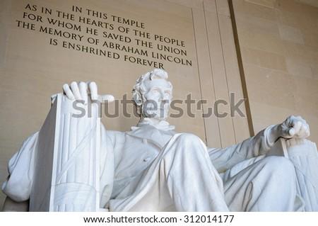 Lincoln Memorial Stock photo ©