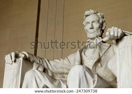 Lincoln Memorial, Washington, D.C. Stock photo ©