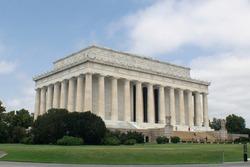 Lincoln Memorial, Washington DC, July 2020