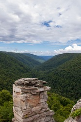 Lindy Point in West Virginia