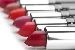 line of different lipstick